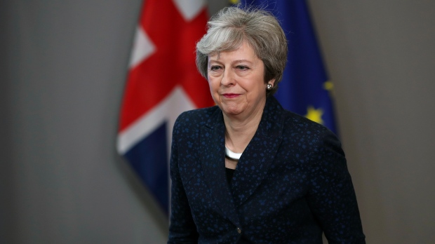 Lord Trimble: May's Brexit 'Deal' Would Do Serious Damage to Northern Ireland