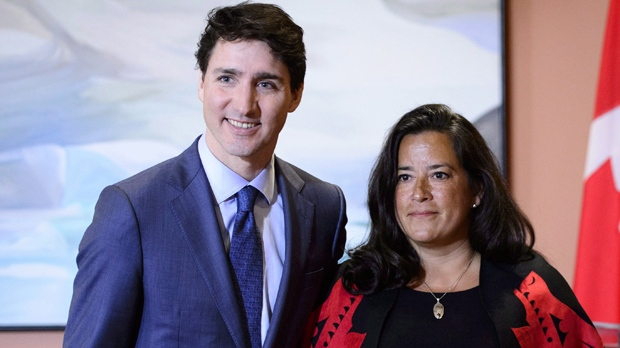 Wilson-Raybould says she cannot discuss SNC-Lavalin allegations