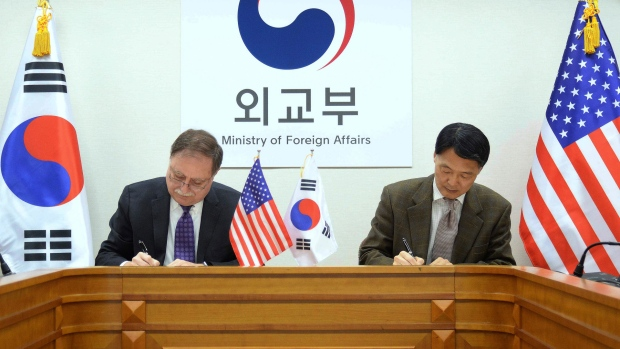 South Korea US military deal
