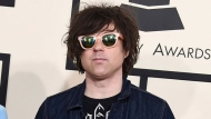 In this Feb. 8, 2015 file photo, Ryan Adams arrives at the 57th annual Grammy Awards in Los Angeles. (Photo by Jordan Strauss/Invision/AP, FIle)