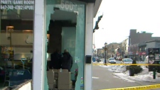 Danforth bar shooting