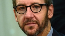Gerald Butts, senior political adviser to Prime Minister Justin Trudeau, takes part in a meeting with Chinese Premier Li Keqiang (not pictured) in the cabinet room on Parliament Hill in Ottawa on Thursday, Sept. 22, 2016. Steve Bannon, the controversial chief strategist to U.S. President Donald Trump, told the New Yorker that he has struck up a friendship with Butts, the principal secretary to Prime Minister Justin Trudeau.THE CANADIAN PRESS/Sean Kilpatrick