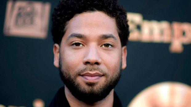 Jussie Smollett suspended from Empire TV show