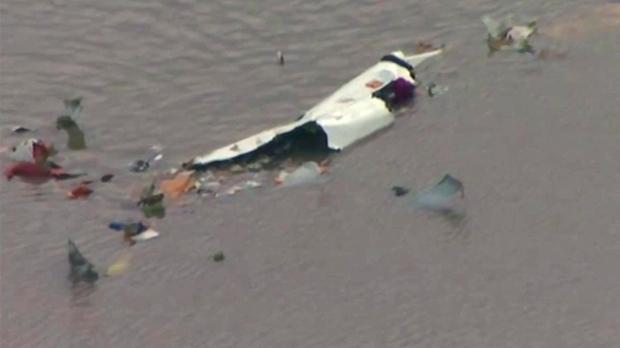 Cargo Plane crash Houston