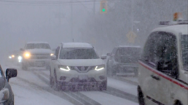 Snow squall warning issued for Northumberland County: Environment Canada