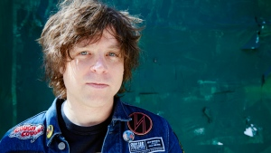 FILE - In this Sept. 17, 2015 file photo, singer Ryan Adams poses for a portrait in New York. (Photo by Dan Hallman/Invision/AP, File)