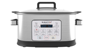 An Instant Pot multicooker is shown in this handout image. The company that makes the Instant Pot kitchen appliance has signed a definitive agreement to merge with Corelle Brands LLC. THE CANADIAN PRESS/HO