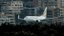 Ethiopian airplane