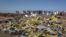 Ethiopia Airlines crash