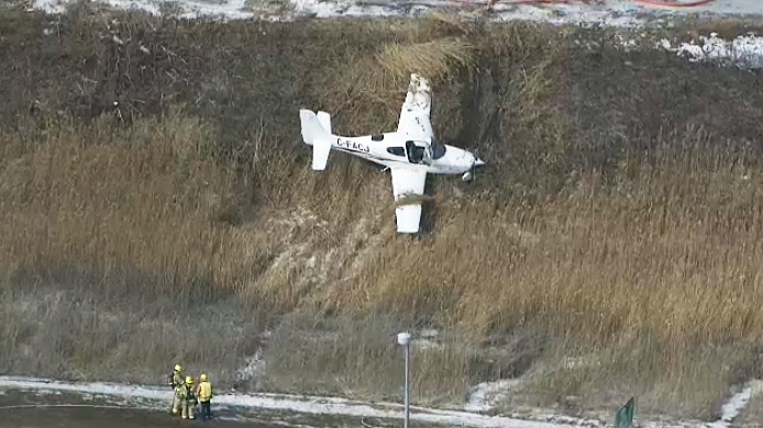 TSB to investigate small plane crash near Buttonville