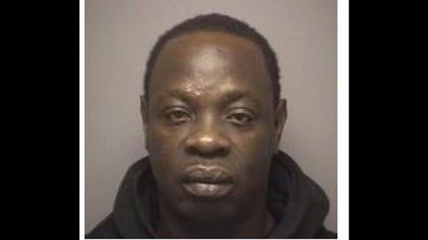 Martin Anthony Johnson, 51, is shown in a handout image from TPS.