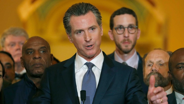 Trump Slams California After Governor Suspends Death Penalty