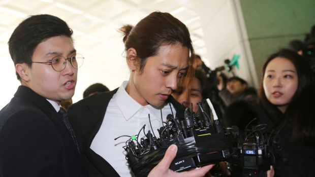 K-pop star Jung Joon Young quits over sex videos
