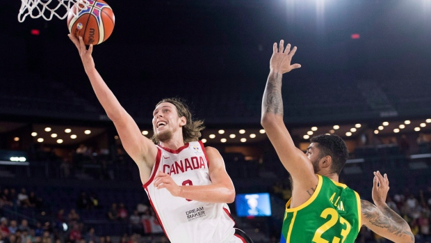 Canada drawn into tough World Cup group with Lithuania, Australia and Senegal