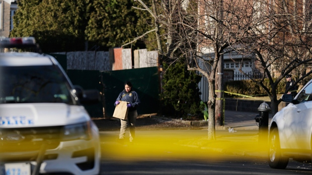 Suspect arrested in shooting death of reputed New York mafia boss