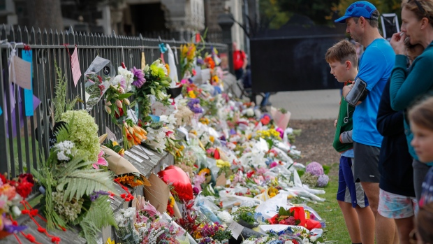 New Zealand mosque shooting attacks