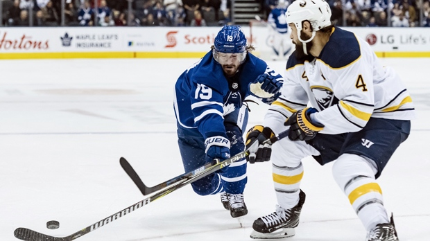Sabres Fall to the Leafs Again