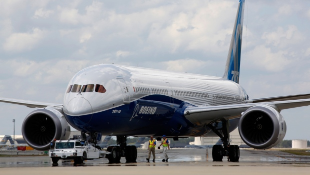 Singapore carrier grounds two Boeing 787-10 jets after checks