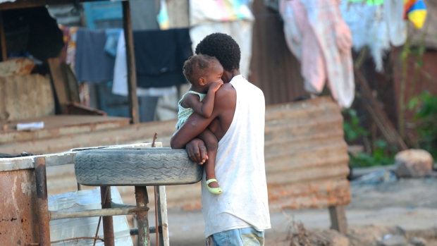 Mozambique cholera cases rise above 1,400