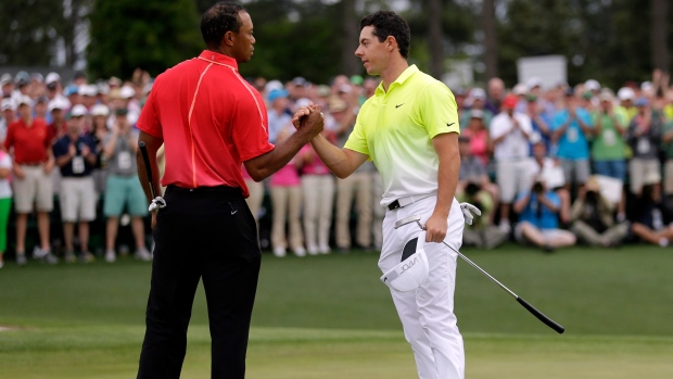 Woods, McIlroy have Masters on mind for different reasons | CP24 com