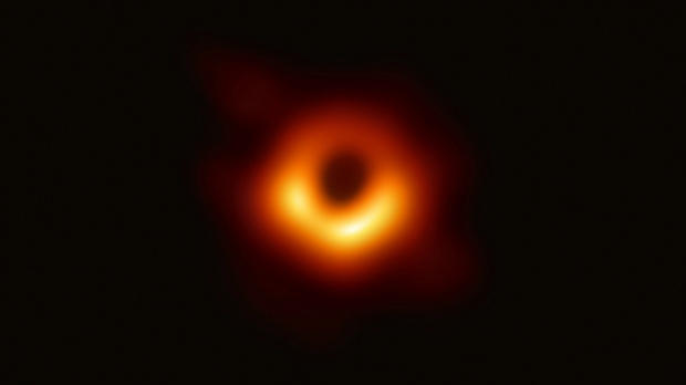 Black hole named 'Powehi' by Hawaii university professor class=