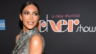 """In this Dec. 3, 2018 file photo, Kim Kardashian West attends """"The Cher Show"""" Broadway musical opening night at the Neil Simon Theatre in New York. (Photo by Evan Agostini/Invision/AP, File)"""