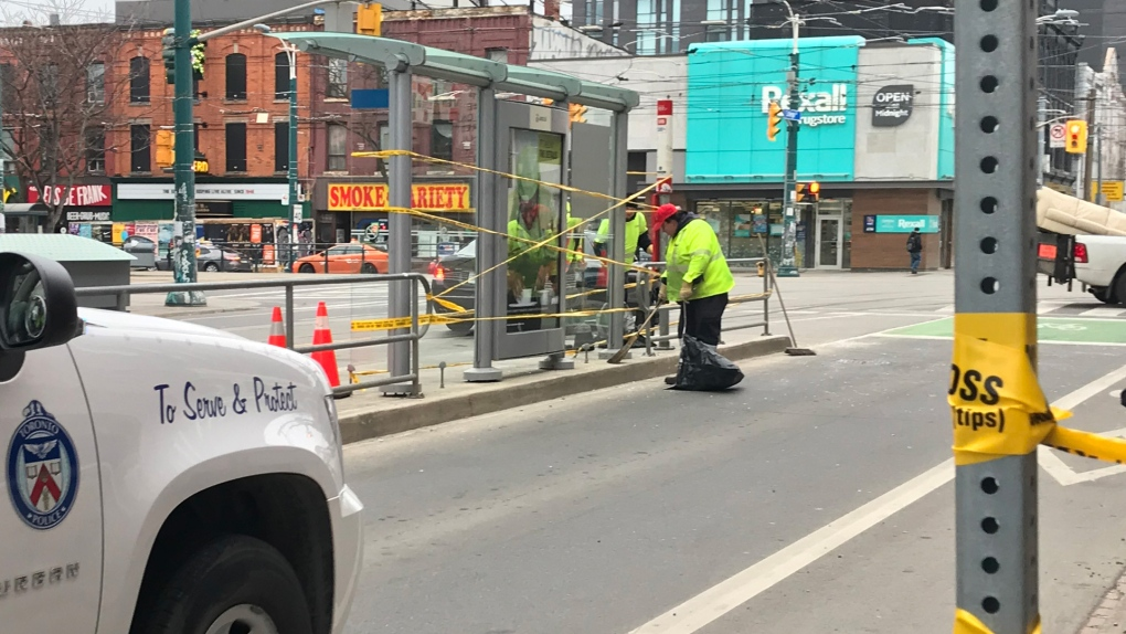 Arrest made in hit-and-run near College Street and Spadina Avenue