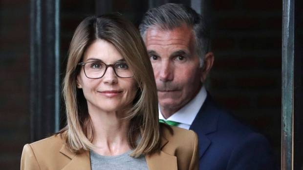 Lori Loughlin Gets October Trial Date in College Admissions Case