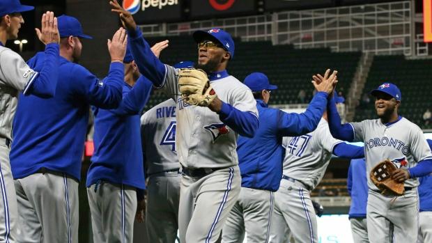 Toronto Blue Jays' Teoscar Hernandez,