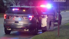 Burlington, 911, hoax