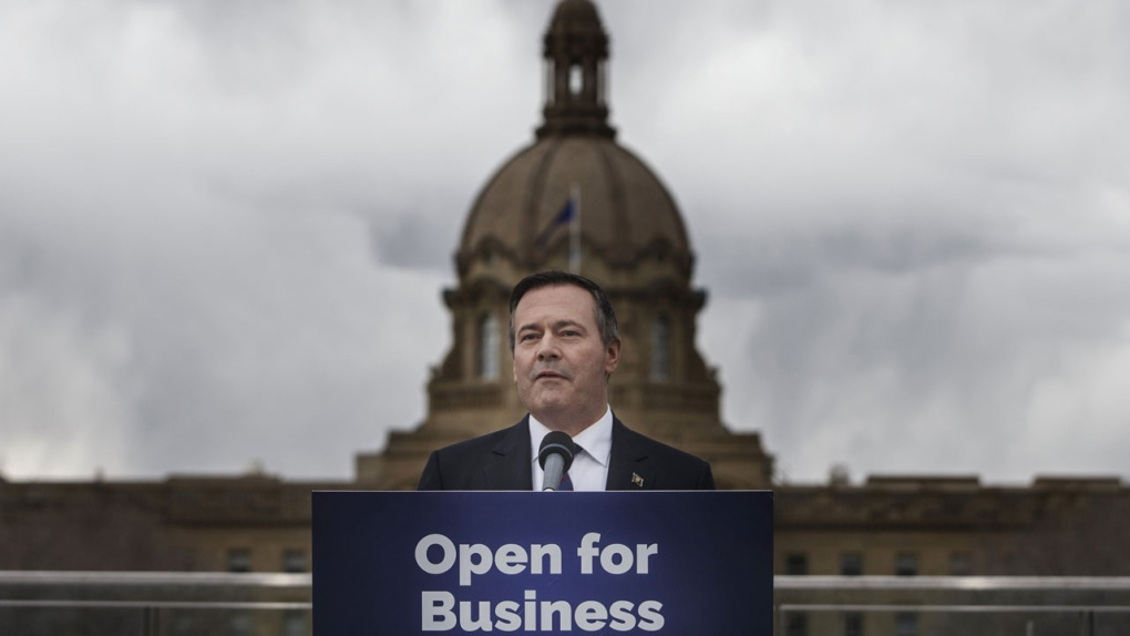 Alberta's incoming premier Jason Kenney says repealing carbon tax will be first step