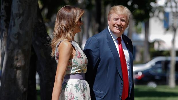 Trump 'not even a little bit' anxious  about impeachment