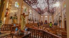 Sri Lanka mass bombing