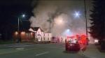 Oshawa fire