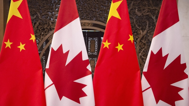 China Canada relations