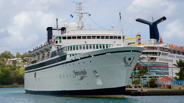 Measles case has cruise ship quarantined in St. Lucia