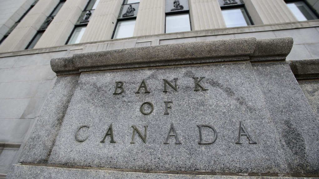 Bank of Canada keeps key interest rate target on hold at 1.75 per cent