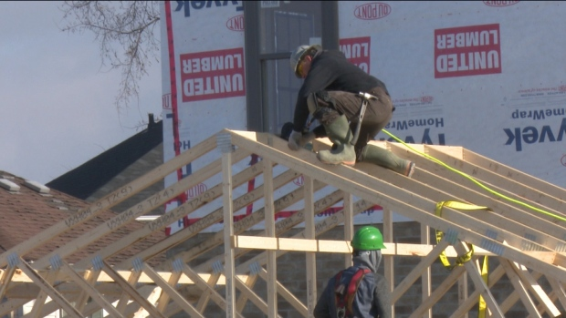 CMHC reports annual pace of housing starts in Canada increased in June