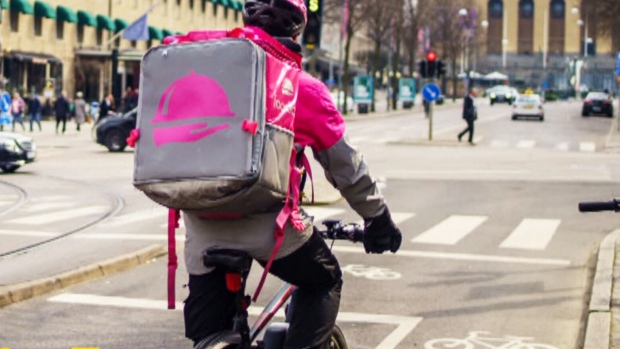 Why Foodora bike couriers want to unionize