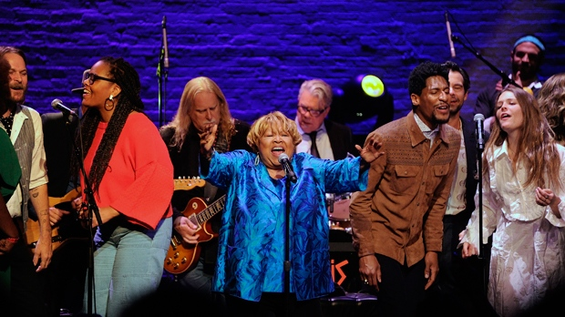 Mavis Staples Party