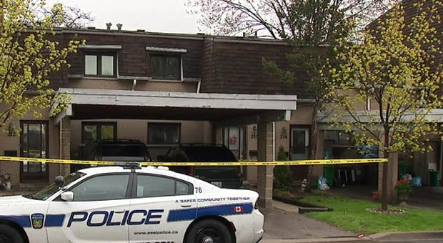 Peel police have launched a homicide investigation after a person was found dead in Brampton on Monday.
