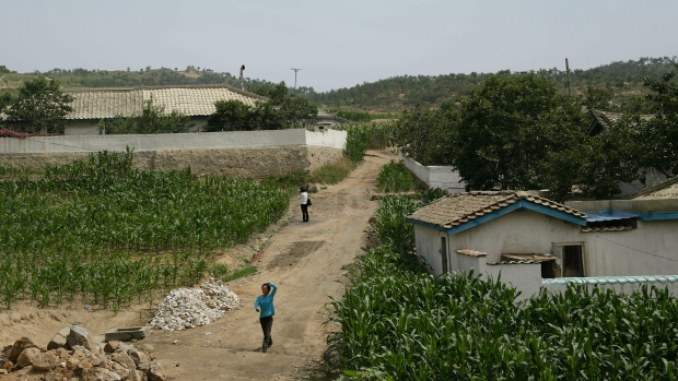 North Korea says it's suffering worst drought in decades