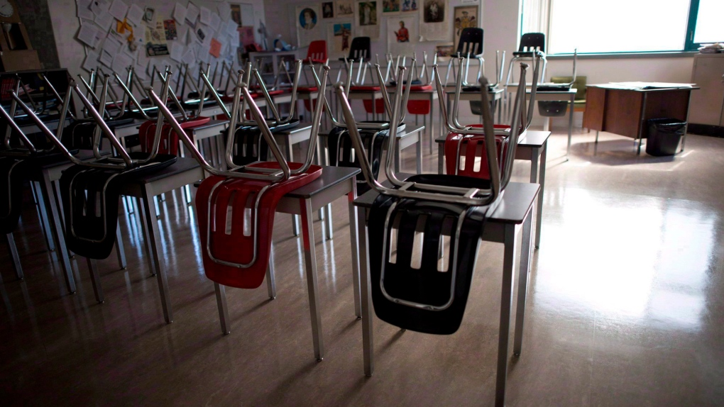 High school teachers union says contract talks with Ontario government have stalled