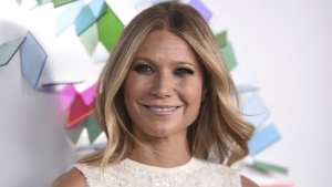 In this Saturday, May 6, 2017, file photo, Gwyneth Paltrow arrives at the Kaleidoscope 5: LIGHT event in Culver City, Calif. Paltrow's controversial lifestyle brand is opening its first Goop pop-up MRKT in Canada. THE CANADIAN PRESS/AP-Photo by Jordan Strauss/Invision/AP, File
