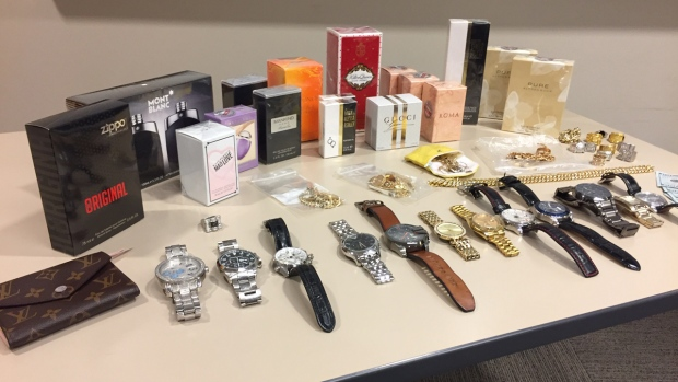 theft ring