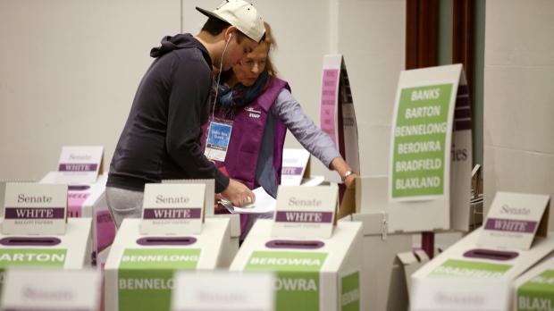 Australia, election