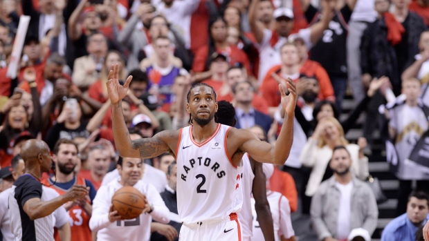 Warriors installed as Finals favorite over TBD Bucks-Raptors winner