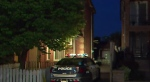 Toronto police are on the scene of a homicide in the city's Dovercourt Park neighbourhood.