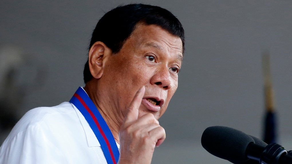 Duterte moves to forcibly send garbage back to Canada