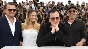 DiCaprio, Pitt, Tarantino,